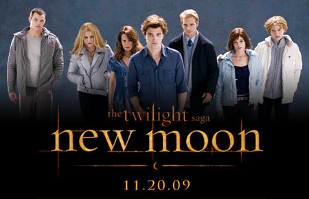 Win A Chance To Be In New Moon!
