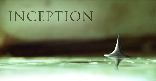 Spinning top from the movie Inception