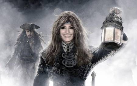 Penelope Cruz In Pirates of the Caribbean 4? Posted by Fiona 10 February,