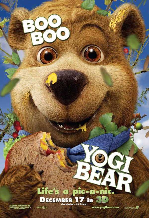 Yogi Bear Posters And Wallpapers - Filmofilia