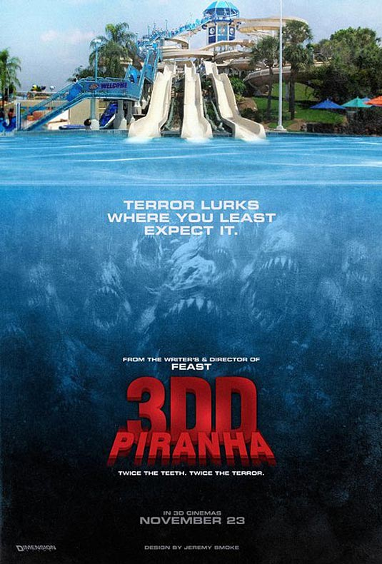 Piranha 3dd Trailer From Scream Awards 2011