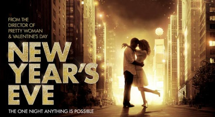 NEW YEAR'S EVE DVD GIVEAWAY