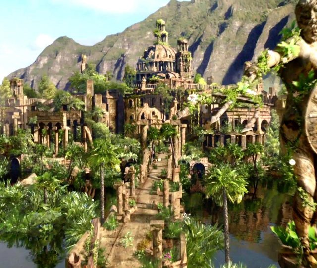 Journey  The Mysterious Island