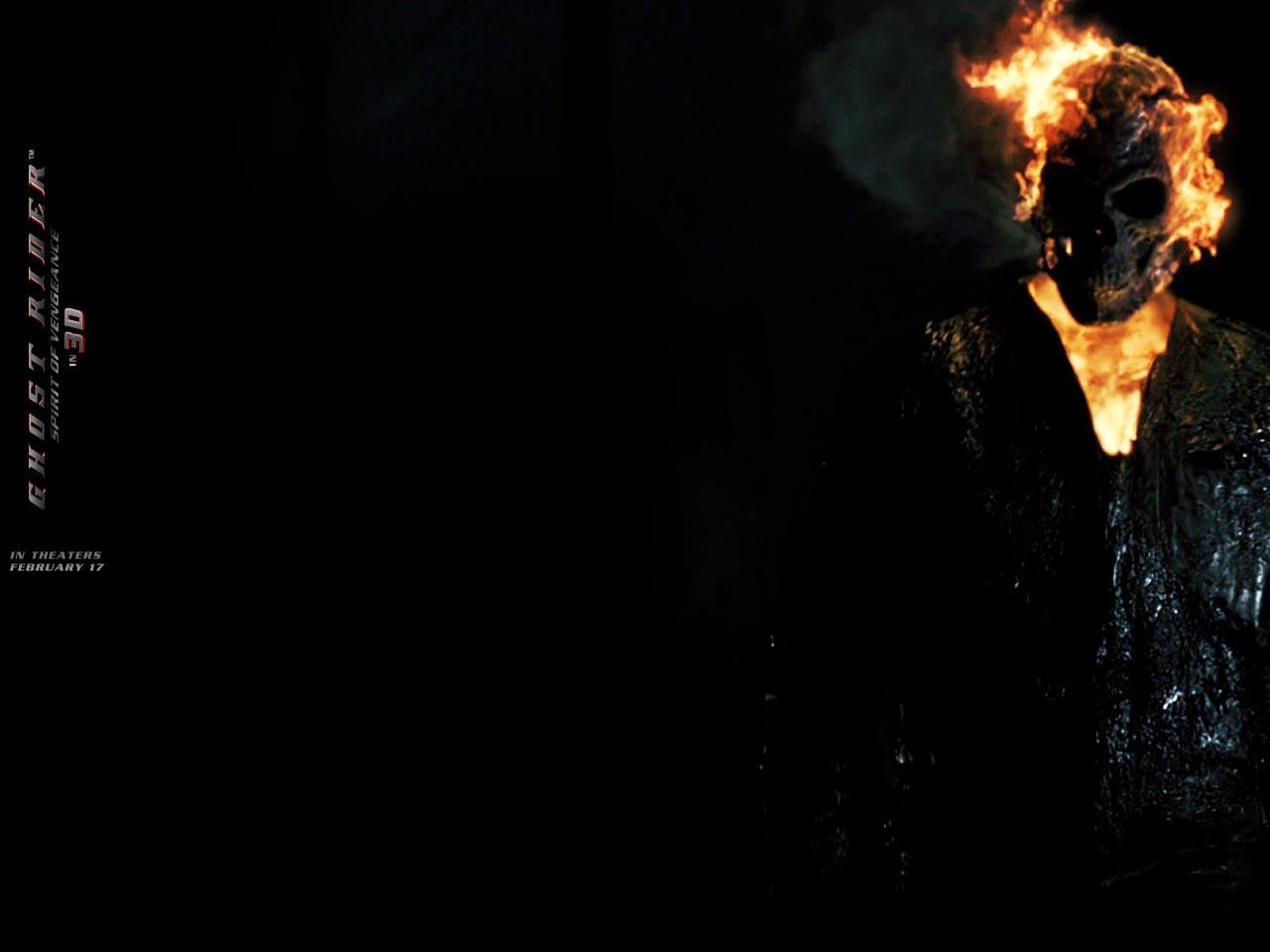 Wallpaper Hd Ghost Rider Ghost Rider Spirit Of Vengeance Wallpapers Filmofilia