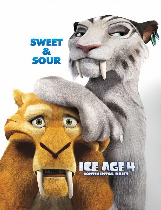 ice age the meltdown (2006) sa prevodom