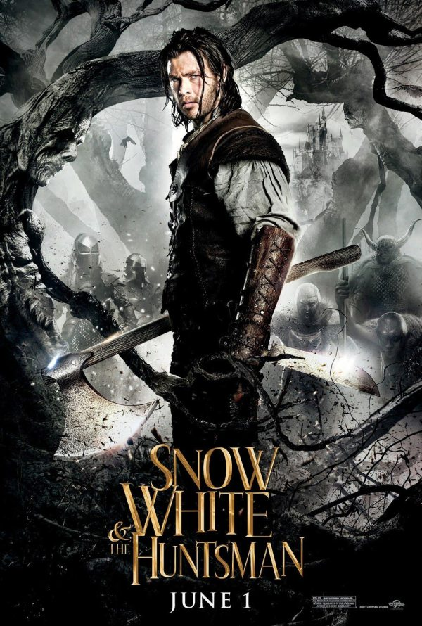 Snow White And Huntsman Posters