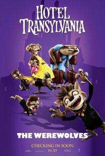 Hotel Transylvania Character Posters