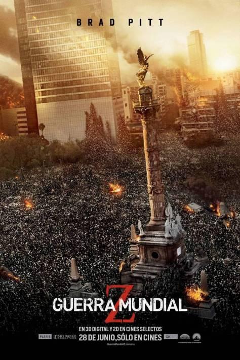 Nieuwe World War Z poster