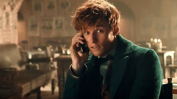 Eddie Redmayne's Newt Scamander Stars In Hilarious BBC Children In Need Skit