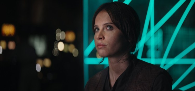 Jyn Rebels In Extended Rogue One TV Spot