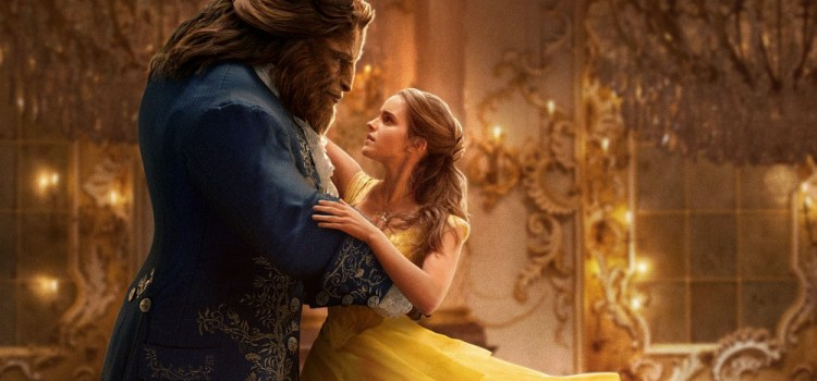 Ravishing New Poster For Beauty And The Beast