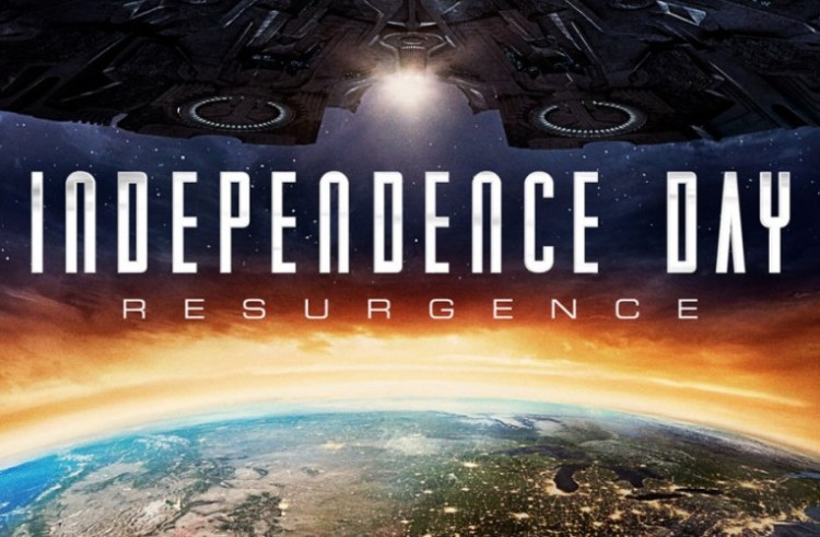 Competition – Win Independence Day: Resurgence On DVD [CLOSED]