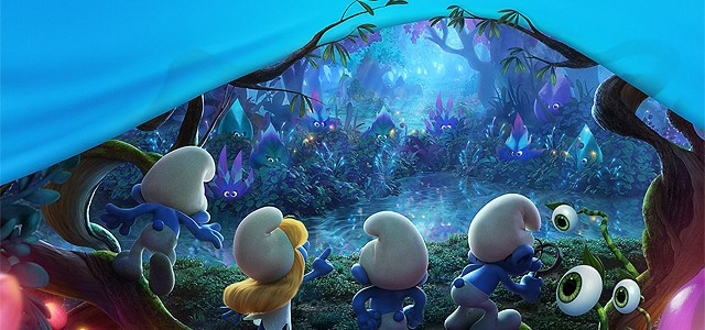 International Trailer For Smurfs: The Lost Village