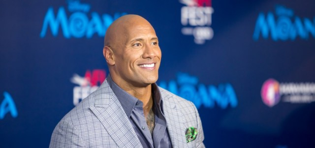 How Dwayne Johnson Rocked Hollywood