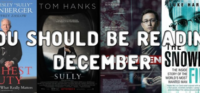 You Should Be Reading: December Book Adaptations