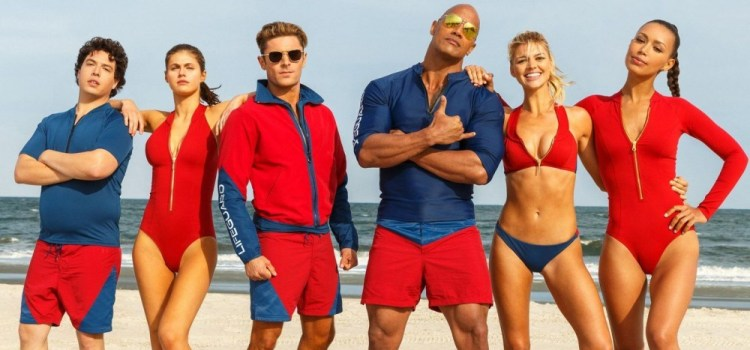 Baywatch Gets A Hilarious Theatrical Trailer