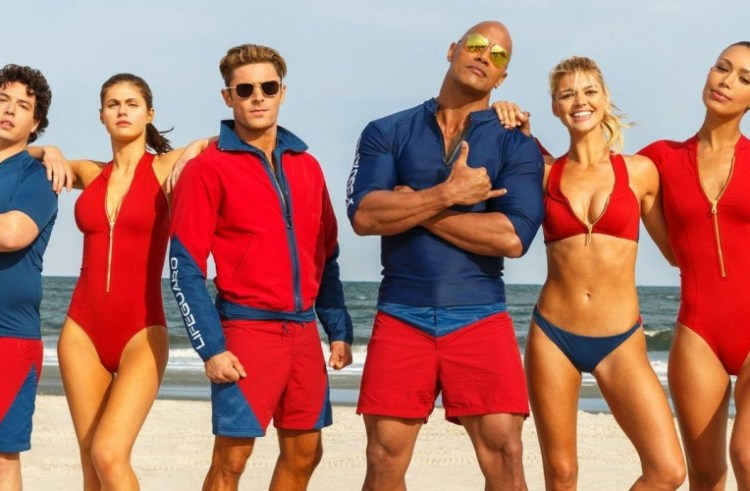 Baywatch Blu-Ray Review