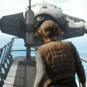 Jyn Erso Vs. TIE Fighter Shot Was Only Ever Intended For Rogue One Trailer