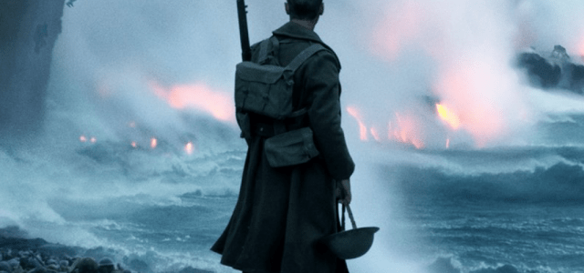 Majestic First Poster For Christopher Nolan's Dunkirk