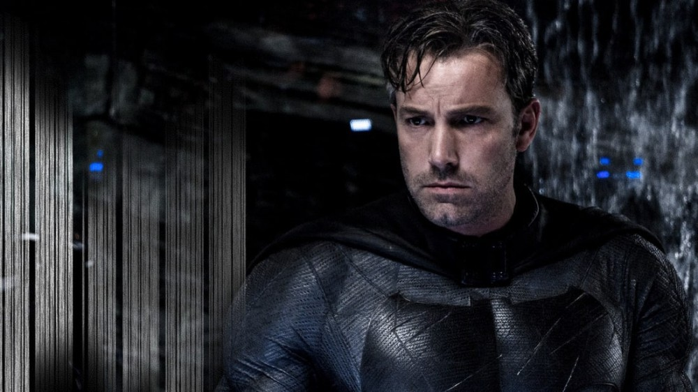 Ben Affleck Steps Down From Directing Batman Solo Flick