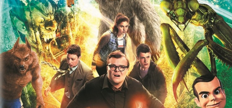 Goosebumps Sequel Scheduled For 2018