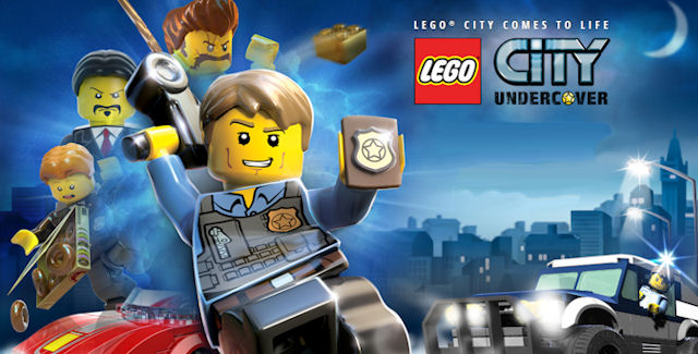 Check Out The Hilarious LEGO City Undercover Announce Trailer