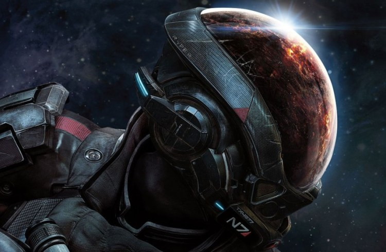 EA Drop Cinematic Trailer For Mass Effect: Andromeda