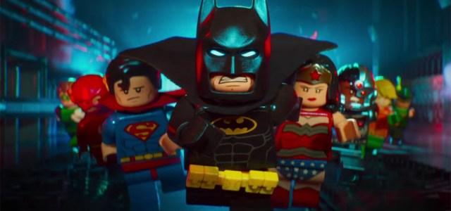 Latest LEGO Batman Movie Featurette Goes 'Behind The Bricks'