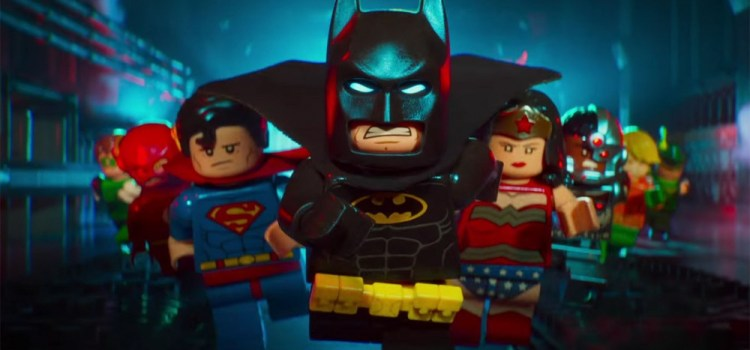 Watch: New The LEGO Batman Movie Clips