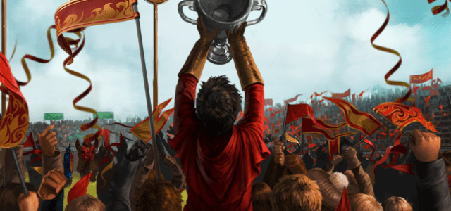 Infographic – 10 Fictional Sports That Came To Real Life