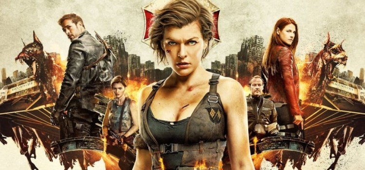 Resident Evil: The Last Chapter (2017) Review