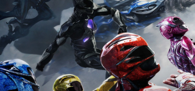 Awesome Final Power Rangers Poster Morphs In