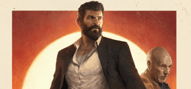 Logan Goes Retro In Epic New IMAX Artwork