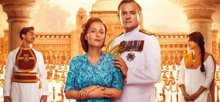 Gillian Anderson & Hugh Bonneville Feature On Viceroy's House Character Posters