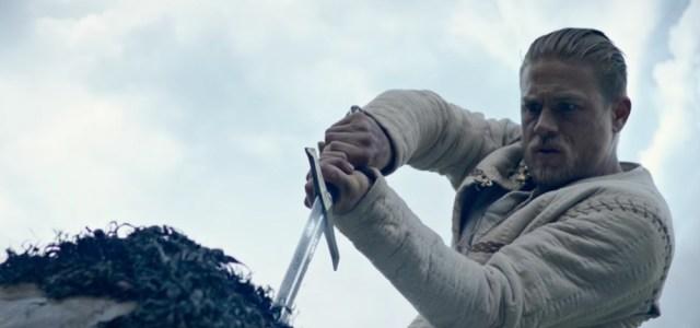 New King Arthur: Legend Of The Sword Trailer Swings In