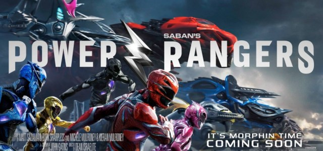 Check Out This Brilliant Power Rangers Through The Years Infographic