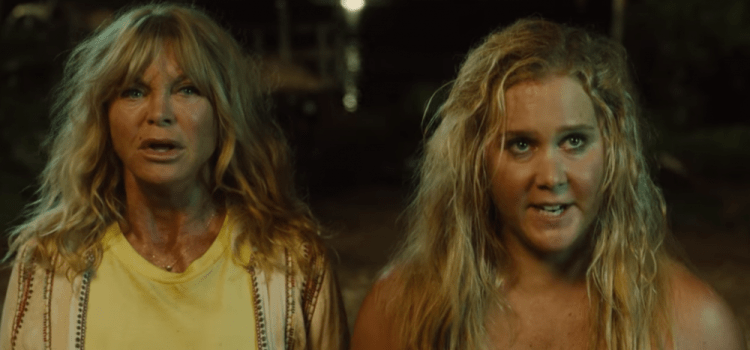New UK Trailer For Amy Schumer's Snatched
