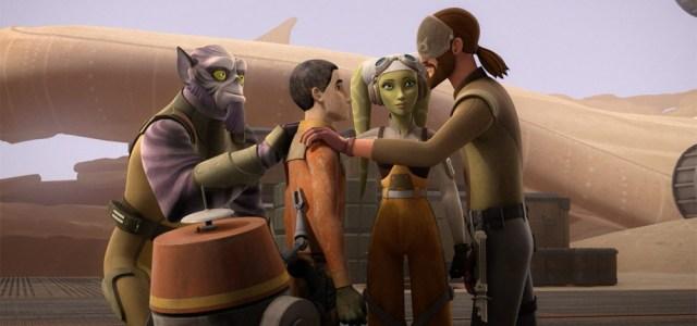Star Wars Rebels: Season 3 Review