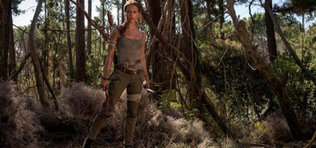 Tomb Raider Home Entertainment Release Details