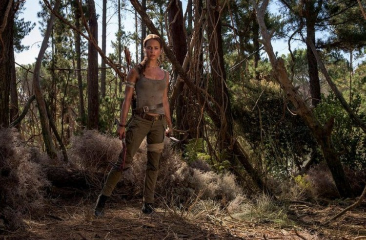 New Tomb Raider Trailer Packs Plenty Of Punch