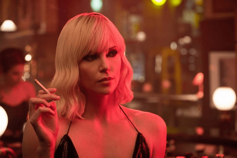 'ATOMIC BLONDE' Red Band Trailer - NSFW