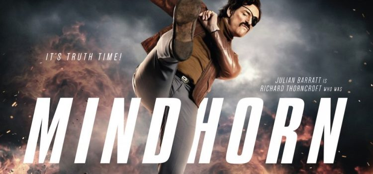 It's Truth Time! Julian Barratt Stars In Hilarious Mindhorn Trailer