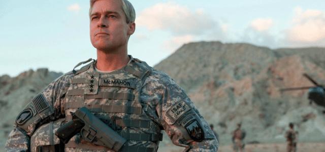 Brad Pitt Stars In First Trailer For Netflix's War Machine