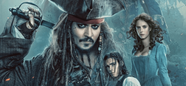 Pirates Of The Caribbean: Dead Men Tell No Tales Poster Arrives Ahead Of Tomorrow's Trailer