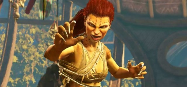DC's Cheetah Stars In Latest Injustice 2 Trailer