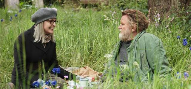Gleeson And Keaton Warm The Heart In The Trailer For Hampstead