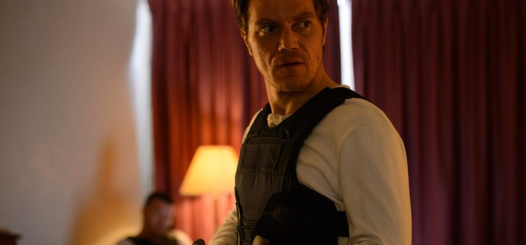Michael Shannon Now Frontrunner For Deadpool 2's Cable