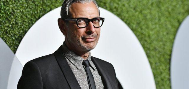 Goldblum 'Finds A Way' Into Jurassic World Sequel
