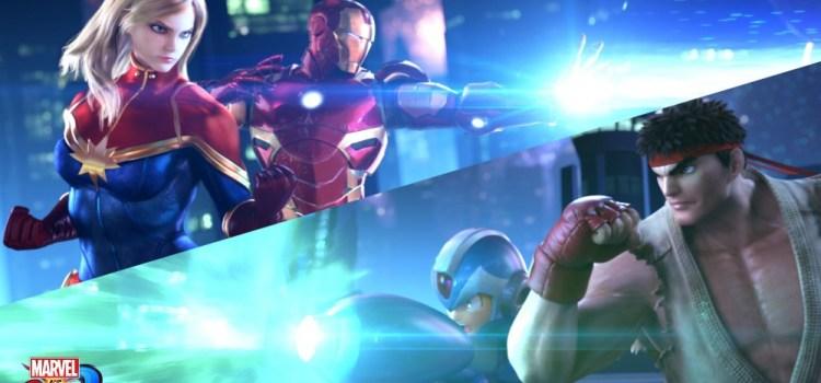 Brand New Release Details For Marvel Vs. Capcom: Infinite