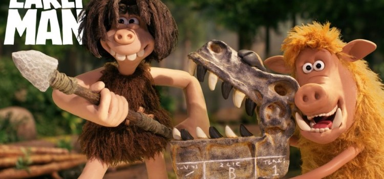 Lionsgate Acquires U.S Distribution Rights to Aardman's Early Man